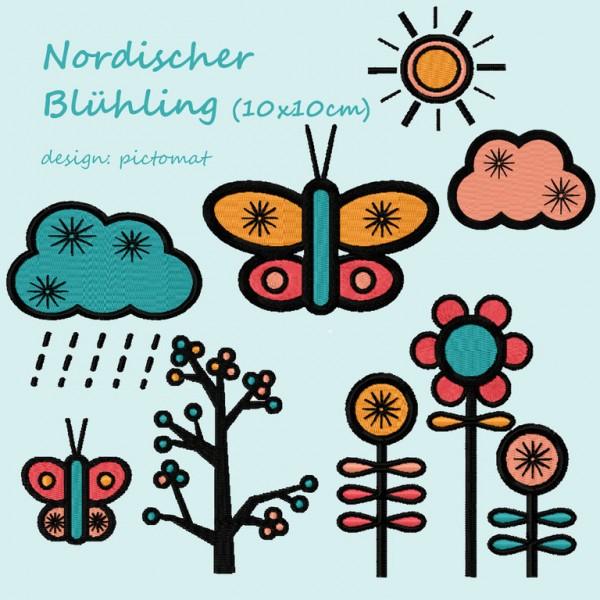 Nordische Muster