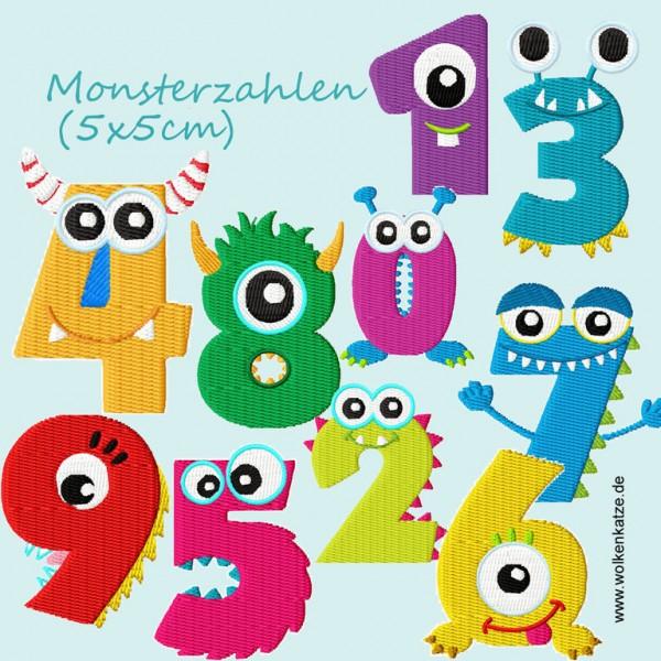 Monsterzahlen